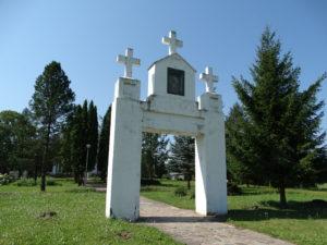 Kriaunos vartai